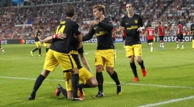 PSV 0 - 1 Atlético de Madrid : resumen, resultado y goles - AS.com
