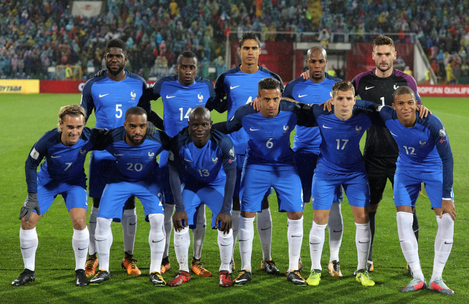 Youthful France could make quite an impact   AS com France national football team