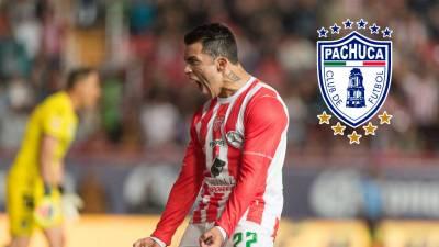 Edson Puch se le escapa al América y llegará a Pachuca - AS México