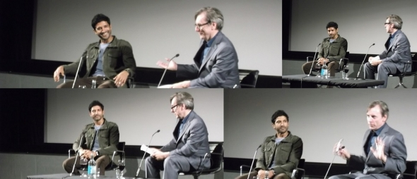 Bollywood's break-out star Farhan Akhtar at the BFI London