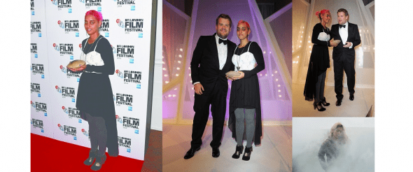 Sameena Jabeen Ahmed named best newcomer BFI London Film Festival 2014