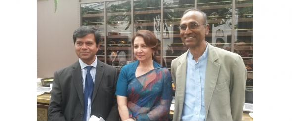Professor Sir Venkatraman Ramakrishnan – honouring first Indian-born president of the Royal Society