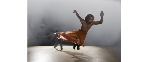 'Material Men' – Hip Hop and Indian classical dance in dialogue