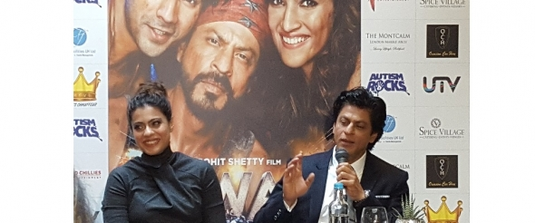 'Dilwale' – Shah Rukh Khan's take on love in London