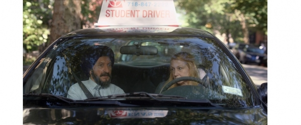 'Learning to Drive' – Review – Letting go and discovering…