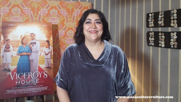 Bending it for the makers of 'American Gods' – Gurinder Chadha signs TV deal
