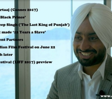 Satinder Sartaaj interview 'The Black Prince' (coming)
