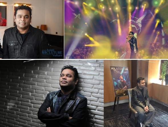 AR Rahman celebrates 25 years of music with concert tonight at Wembley Arena…