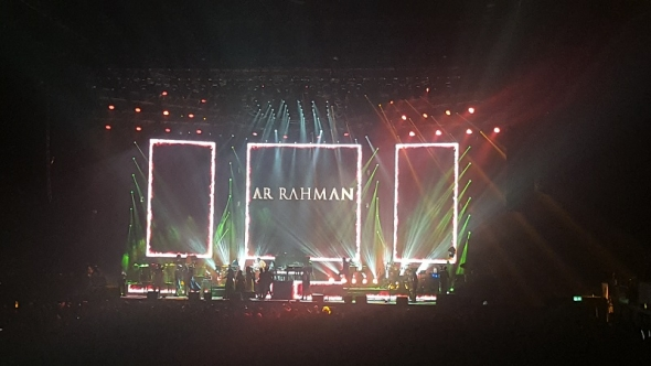 AR Rahman – 'Yesterday. Today. Tomorrow' , slick, sensational 25-year-career celebration at Wembley