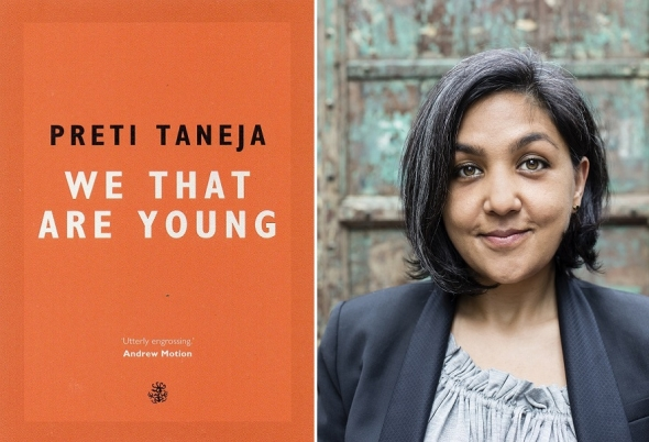 'We That Are Young' – Preti Taneja's debut novel is a rich and powerful exploration of young nation and its youth caught in a time of immense flux…