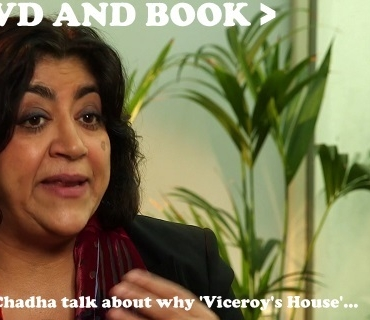 (CLOSED) Win Gurinder Chadha's 'Viceroy's House' DVD and 'Freedom at Midnight' book in our special Independence competition and see filmmaker talk
