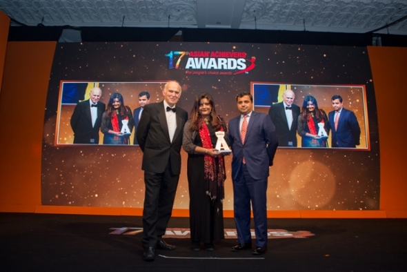 Asian Achievers Awards 2017 – Playwright Tanika Gupta wins – Women on top and rising…