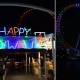 London Eye lit up for Diwali for first time – Meera Syal and India High Commissioner among guests to laud spirit of togetherness…