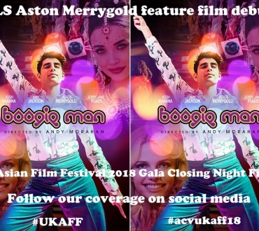 UK Asian Film Festival 2018 – Closing gala night film 'Boogie Man'