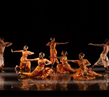 'Thari – The Loom' – Malavika Sarukkai: Bharatanatyam but maybe not as we know it…