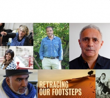 'Retracing our footsteps': A personal reflection by the curator…