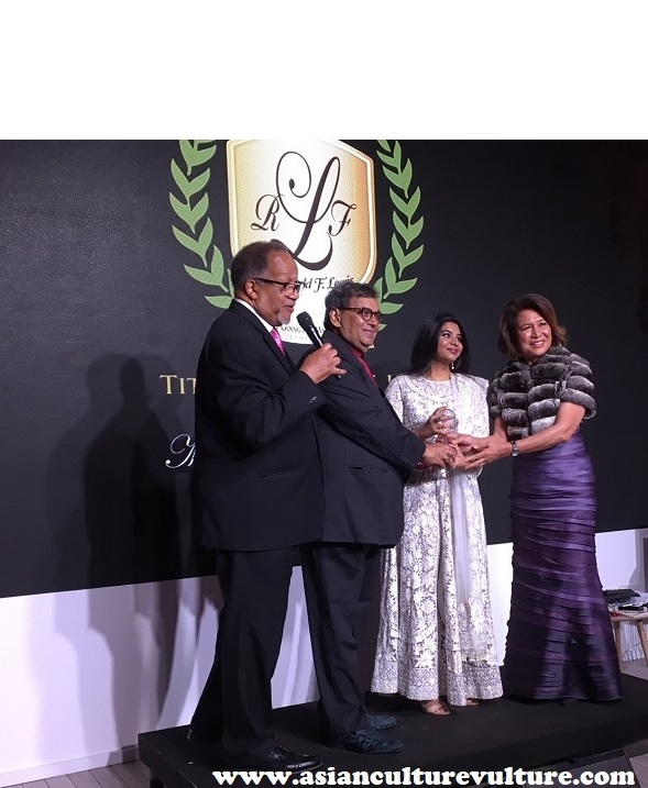 Sridevi niece Namrata Goel collects award for late cinema legend at diversity awards during Cannes Film Festival 2018