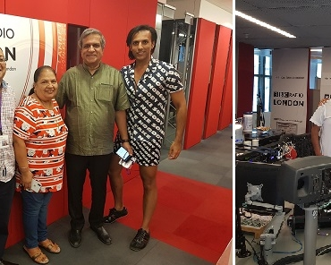London Indian Film Festival (LIFF) and festivals chat on Sunny & Shay and Darshan Jariwala and Prashant Kapoor
