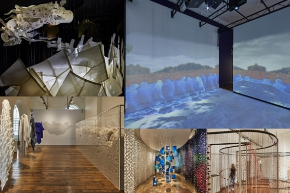 London Design Biennale: 'Emotional States' – Around the world in an afternoon of sensory delight…