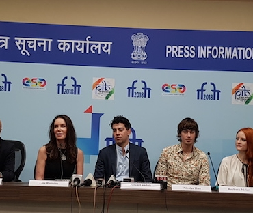 International Film Festival of India (IFFI) 2018: No Jonathan Rhys Meyers does not dampen excitement