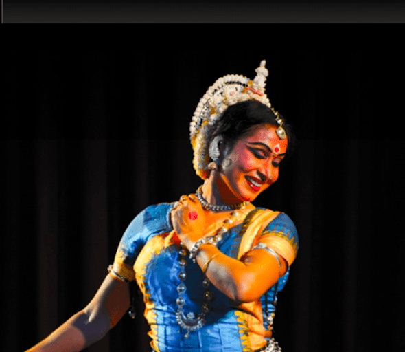 Adventures in Odissi and Kathak (review) Darbar Festival closing night…