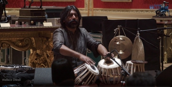 Wallace Lates: See Talvin Singh, Bobby Friction, Babbu The Painter, Bishi, Ms Mohammed and our own Momtaz Begum-Hossain wow London at Diwali event (video)