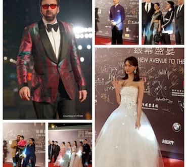 International Film Festival and Awards Macao (IFFAM) – glitzy Red Carpet hits high notes on opening night…