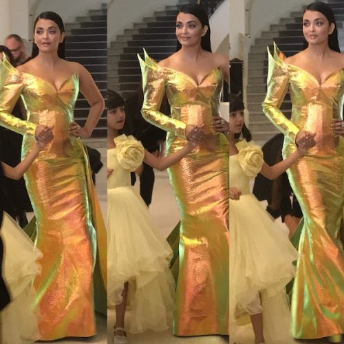 Aishwarya Rai Cannes video controversy – Update