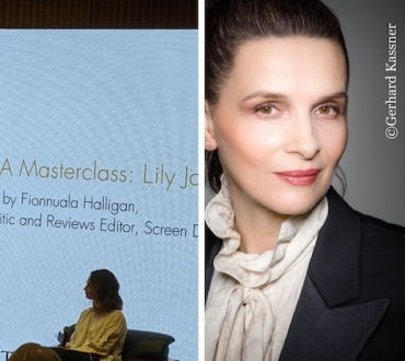 IFFAM 2019: Juliette Binoche (today) and Lily James (yesterday)…