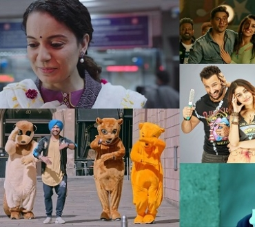 Bollywood Vulture Vibes: Padmi Shris, Varun Dhawan's top moves, Kangana Ranaut's middle class angst, Saif Ali Khan on acceptance, Malala's inside story, and Himesh Reshammiya's happy tunes…