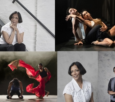 "CHANGEMAKERS – Shobana Jeyasingh CBE, choreographer: ""Like many Asians in the UK I am a cultural hybrid""…"