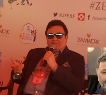 Rishi Kapoor acting legend from first family of Indian cinema passes away… (more soon)