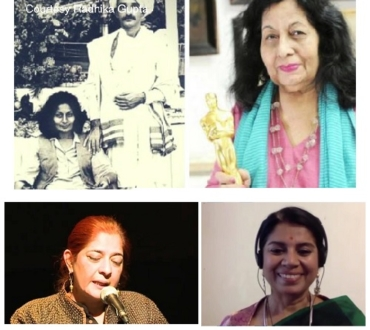 Bhanu Athaiya, Oscar winner and doyenne of Indian costume design  remembered… (part II)