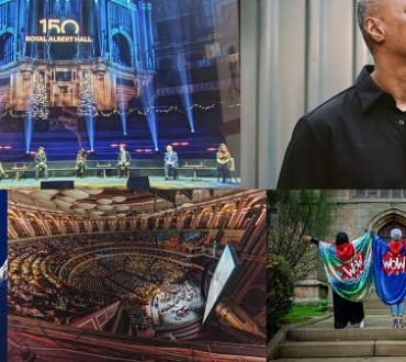 Nitin Sawhney to curate 'Journeys – 150 years of Immigration' festival for Royal Albert Hall 150th birthday anniversary celebrations