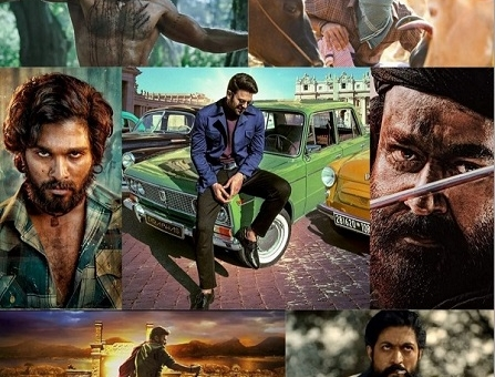 South Indian films releasing this year – big budget action epics, stylish period pieces, history and British involvement…
