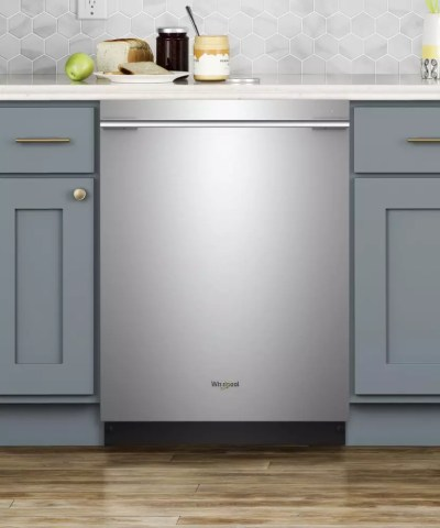 Whirlpool WDTA75SAHZ Fully Integrated Dishwasher with ...