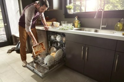 Whirlpool WDT970SAHZ Fully Integrated Dishwasher with EZ-2 ...