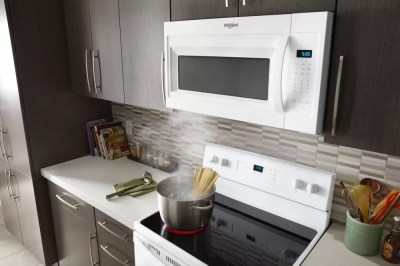 Whirlpool Microwave Range Hood Installation Instructions ...