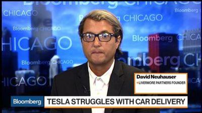 Tesla Facing U.S. Criminal Probe Over Elon Musk Statements - Bloomberg