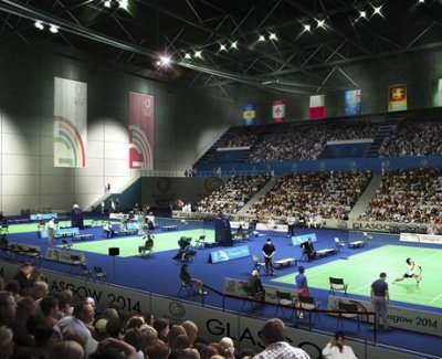 Emirates Arena - Commonwealth Games 2014: Sports And Venues - Capital