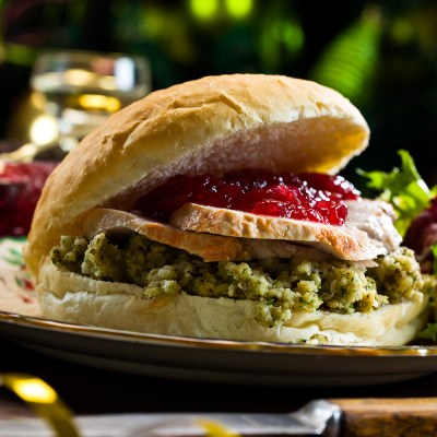 Best Christmas sandwich 2017 - Why Benugo serves the best Christmas sandwich - Good Housekeeping ...