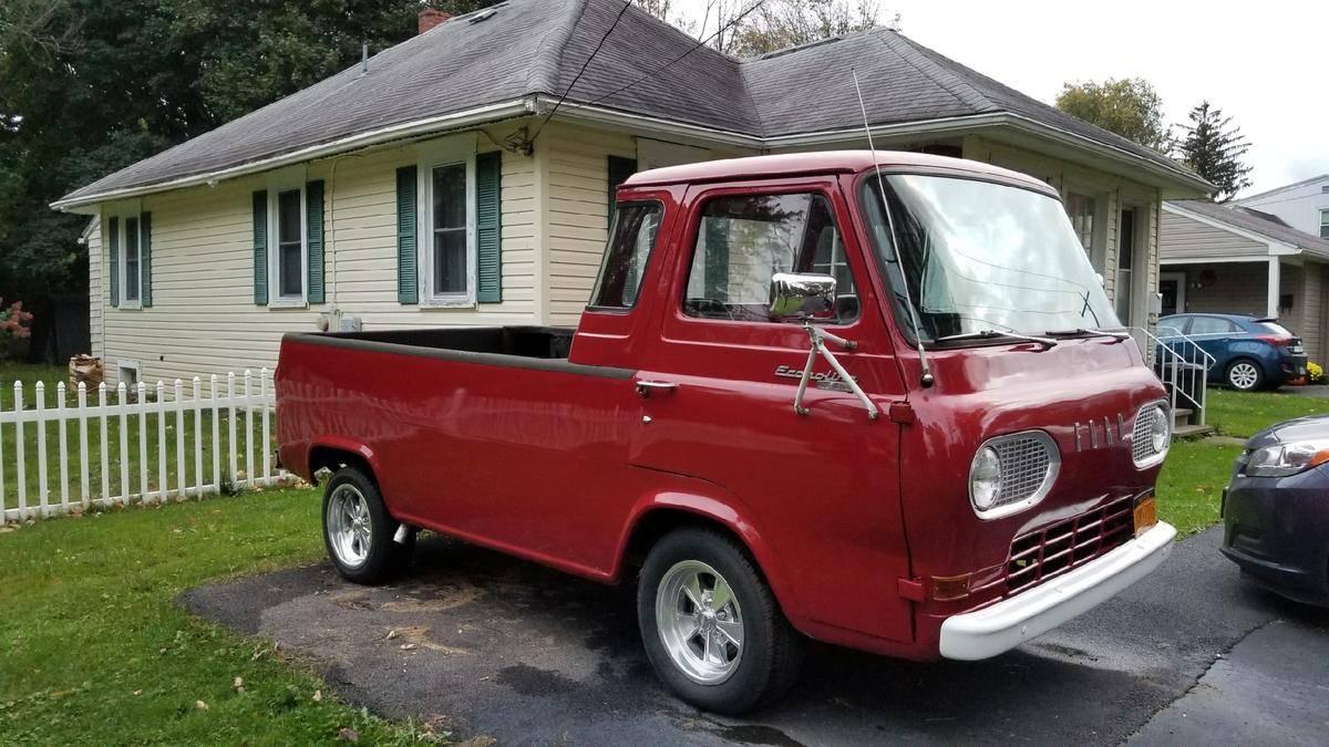 1962 Ford Econoline for sale #2019088 - Hemmings Motor News
