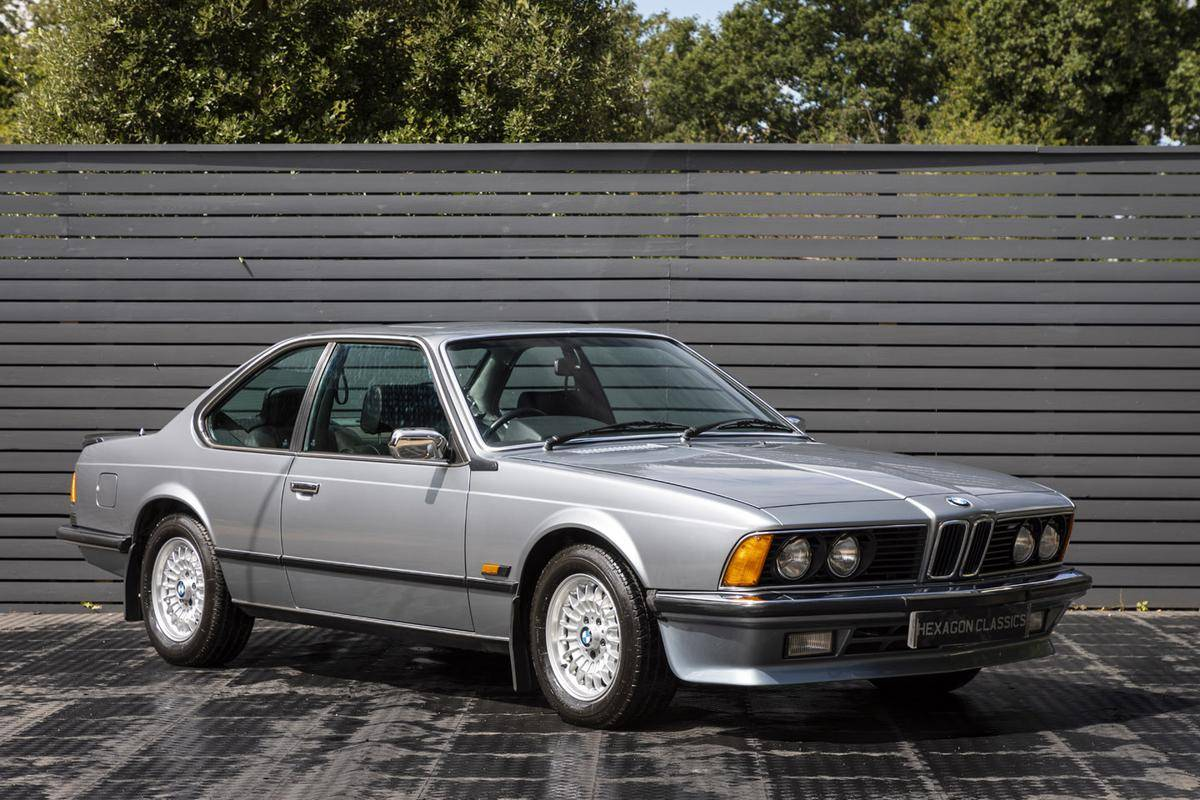 1986 BMW 635CSi for sale #2030220 - Hemmings Motor News