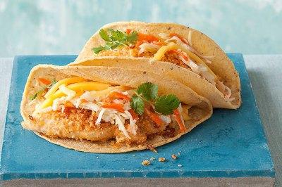 Crispy Chicken Tacos Recipe - Kraft Recipes