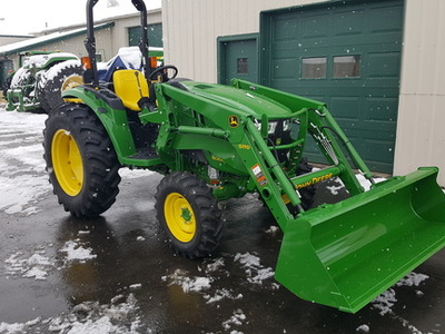 2017 John Deere 4066M Tractor - Ellensburg, WA | Machinery Pete