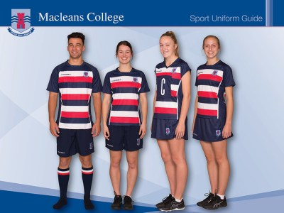 Macleans College | Auckland, New Zealand - Macleans College