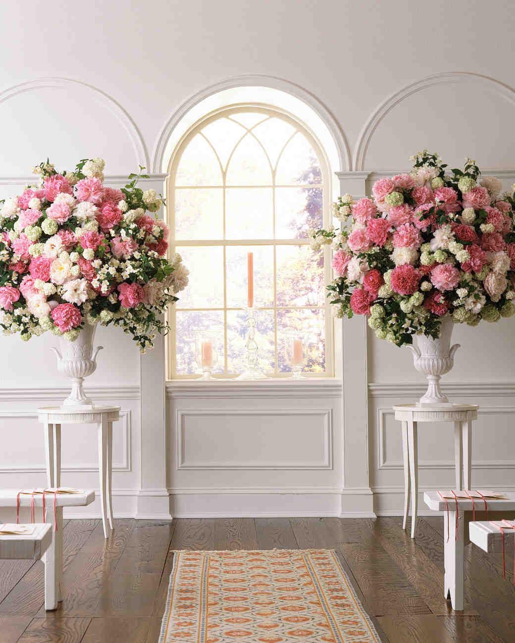 Peony Inspired Wedding Ideas Martha Stewart Weddings