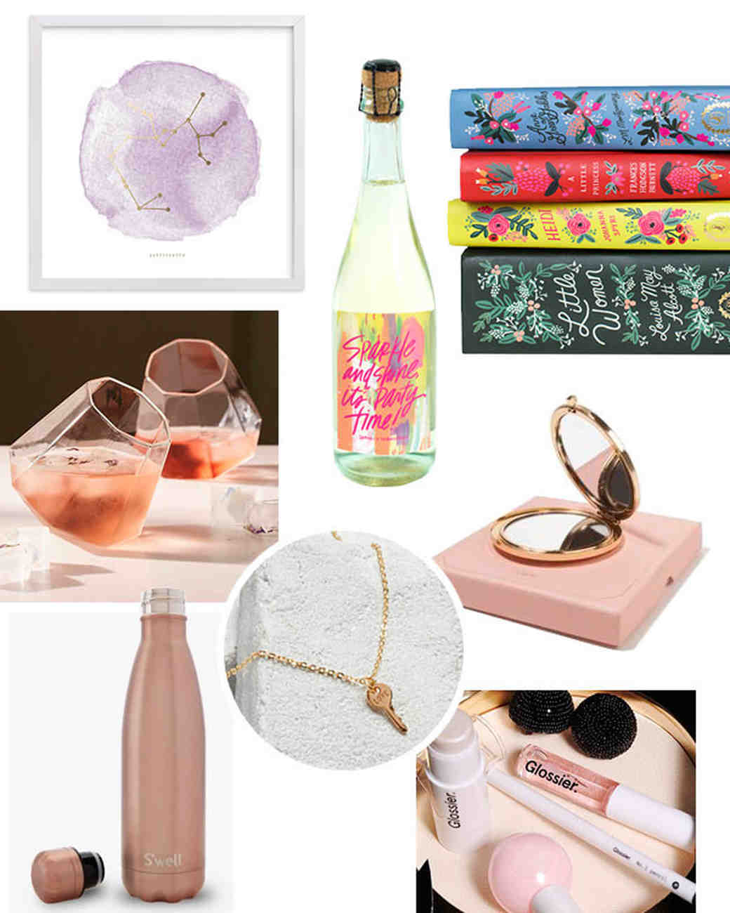 51 Gifts Your Bridesmaids Will Love | Martha Stewart Weddings