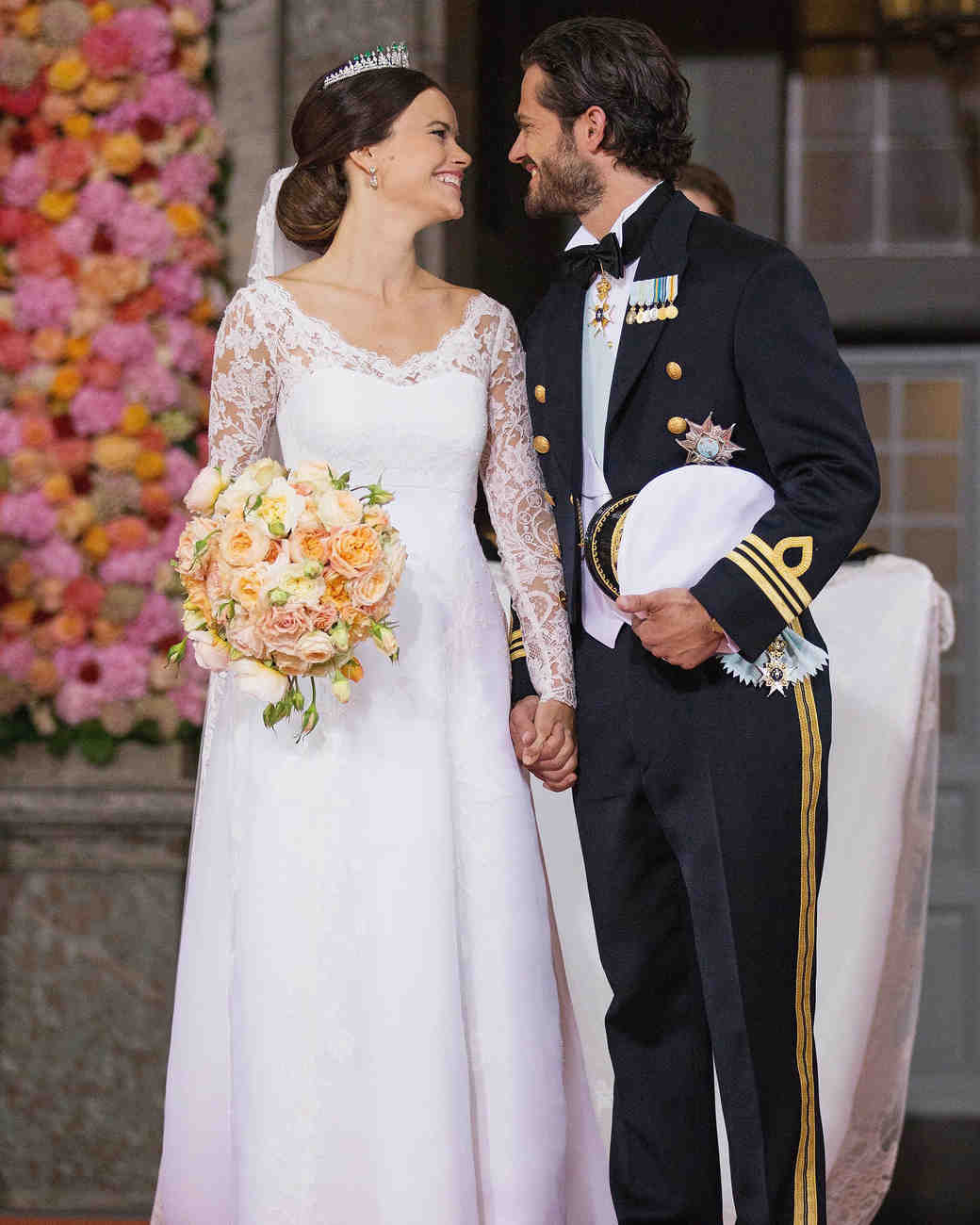 best royal wedding dresses best dresses for wedding Princess Sofia Duchess of V rmland