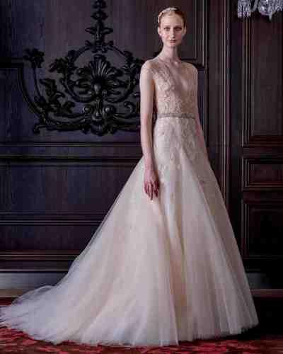 best wedding dresses spring bridal shows best wedding dresses Best Wedding Dresses From the Spring Bridal Shows 1 of 14